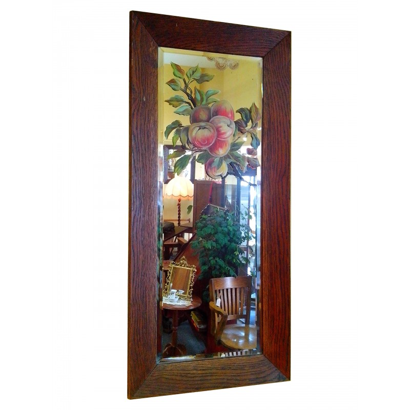 painted mirror new zealand vintage collectables antiques retro